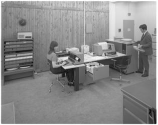 13134 Computerkamer Polyzathe gevestigd in kantoorgebouw Kruisplein.