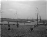 1342 Aanleg Vroesenpark in Blijdorp.