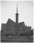 13469 Gereformeerde kerk Statensingel in Blijdorp.