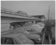 13516 Park & Ride bij Metrostation Slinge tussen Zuidwijk en Pendrecht.