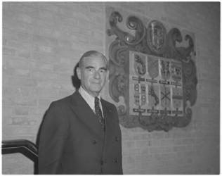 13848 Mr. D. Muller, dijkgraaf IJsselmonde.