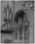 13920 Transeptorgel in de Laurenskerk.