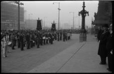 1879-1 Muziekhulde Nederlandse Christelijke Muziek Bond voor stadhuis