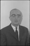 20010-56-40 Portret van wethouder Jan Worst (ARP).