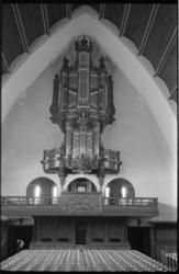 20015-71-19 Kerkorgel in de Prinsekerk in Blijdorp.
