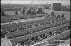 20016-28-24 Gezicht op het Brabants Dorp vanaf nieuwbouw Ikazia Ziekenhuis met op de achtergrond het Sportfondsenbad, ...