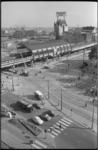 20017-7-17 Kruispunt Blaak richting treinstation Blaak en Witte Huis.