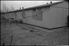 20019-72-9 Barakkenkamp IJsseloord voor Ambonezen in Capelle aan den IJssel.