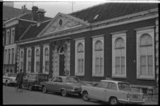 20020-18-32 Hofje Kuyl's Fundatie aan de Schiekade.