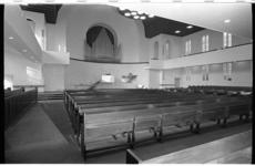 20029-70-9 Interieur Breepleinkerk op het Breeplein.