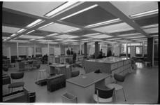 20031-44-9 Interieur Gewestelijk Arbeidsbureau aan de Schiedamse Vest.