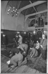 20032-82-13a Ramadan voor Turkse gastarbeiders in Sint-Jacobskerk in Den Briel.