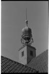 20035-6-0 Torentje Schotse kerk ('Scots International Church) aan de Schiedamse Vest.