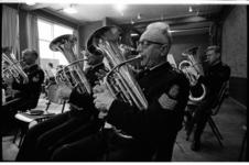 20037-59-30 Repetitie Marinierskapel mogelijk ter voorbereiding van het optreden tijdens de 110ste interlandwedstrijd ...