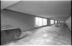 20527-3-42 Werkzaamheden in voetgangerstunnel onder het Weena.
