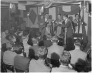 206 Optreden van het kwartet Los Paraguayos in nachtclub La Bonanza