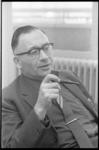 20767-4-26 Dr. E.L.A.M. Pelosi, onderwijsdeskundige, directeur van de Rotterdamse Schooladviesdienst (SAD) tot in 1975.