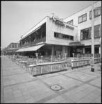 21442-1-12 Exterieur Rutecks' Promenade-Restaurant (lunchroom en tearoom) aan de Lijnbaan.