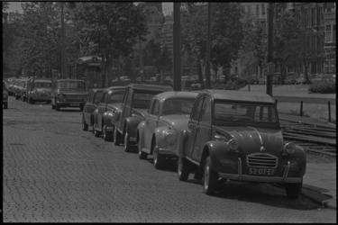 21466-4 Parkeeroverlast Mauritsweg
