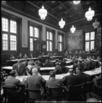 21582-4-1 Vergadering Rijnmondraad in het stadhuis