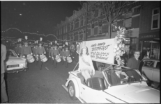 21595-3-21 Start van de winkeliersvereniging Noorderboulevard, bestaande uit winkeliers van de Zwart Janstraat en de ...