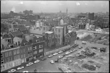 21897-3-19 Sanering van het Oude Noorden omgeving Rottestraat. Op de voorgrond de Almondestraat met van rechts naar ...