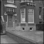 21899-3-11 Het Dr. J. Rutgershuis aan de Heemraadssingel 159, in gebruik bij de NVSH.