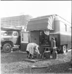 219-1 Woonwagen van kermisexploitant.