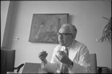 22019-3-2 Praatportret van prof. dr. G.A. Ladee
