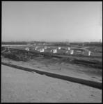 22316-3-1 Foto vanaf het zandlichaam rijksweg 20 richting Prins Alexanderlaan en station Alexander, wordt een ...