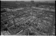 22770-5-35 Winkelcentrum Zuidplein in aanbouw.