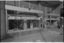 23218-6-35 Dagblad 'De Rotterdammer' is verhuisd van het pand aan de Witte de Withstraat naar Westblaak 9-11.