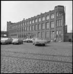 23310-2-5 Het gebouw van Kühne en Nagel aan de Lloydstraat 35 dat per 1 november 1972 de Havendenst zal huisvesten.