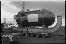 23415-3-19 Reactorvat gemaakt bij RDM voor de kernenergiecentrale in de Zweedse kustplaats Ringhals.