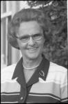 23529-7-4 Portret van mr. dr. F.T. Diemer-Lindeboom, (echtgenote van Evert Diemer, hoofdredacteur van dagblad 'De ...