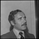 23990-2-6 Portret van J.H. Christiaanse, voorzitter van de CDA-fractie in de gemeenteraad.