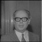 24326-3-5 Portret van wethouder G.Z. de Vos