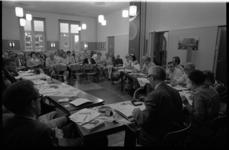 24349-1-15 Overzicht tijdens vergadering wijkraad.