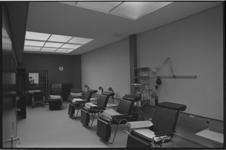 24403-5-11 Interieur behandelruimte abortuskliniek Stimezo aan de Ebenhaëzerstraat.