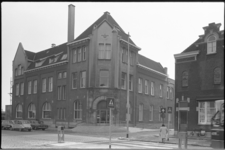 24525-1-39 Gezondheidscentrum Rotterdam-Zuid aan de Rosestraat (in het voormalige kantoor van de Rotterdamsche Tramweg ...