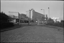 24532-1-51 Fabrieksgebouw van Van Nelle aan de Van Nelleweg. Er werden door Van Nelle en Douwe Egberts diverse ...