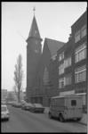 24614-4-55 De Tidemanstraatkerk in de Tidemanstraat wordt gesloten.