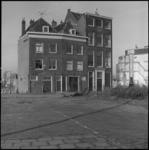 24636-1-10-R Woningen aan de Rechter Rottekade (hoek Vriendenlaan), die niet gesloopt zijn.