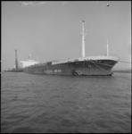 24677-1-5 De ertsanker Elwood Mead, die sinds 26 december 1973 voor het Kanaaleiland Guensey heeft vastgezeten, is in ...