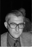 24965-1-29 Portret van G.E. Meijboom, raadslid voor de PvdA.