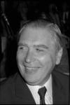 24965-4-3 Portret van drs. J.G. van der Ploeg, raadslid en wethouder voor de PvdA.