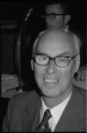 24965-6-9 Portret van Hendrik Bontenbal, gemeenteraadslid en directeur van ODS.