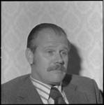 24966-4-9 Portret van Cor van der Zanden, gemeenteraadslid voor de CPN.