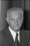 24968-1-1 Portret van de heer v.d. Snoek.