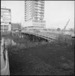25755-4-6 De Stokkenbrug bij de Zalmhaven wordt -tijdelijk- verplaatst naar het Stokviswater.